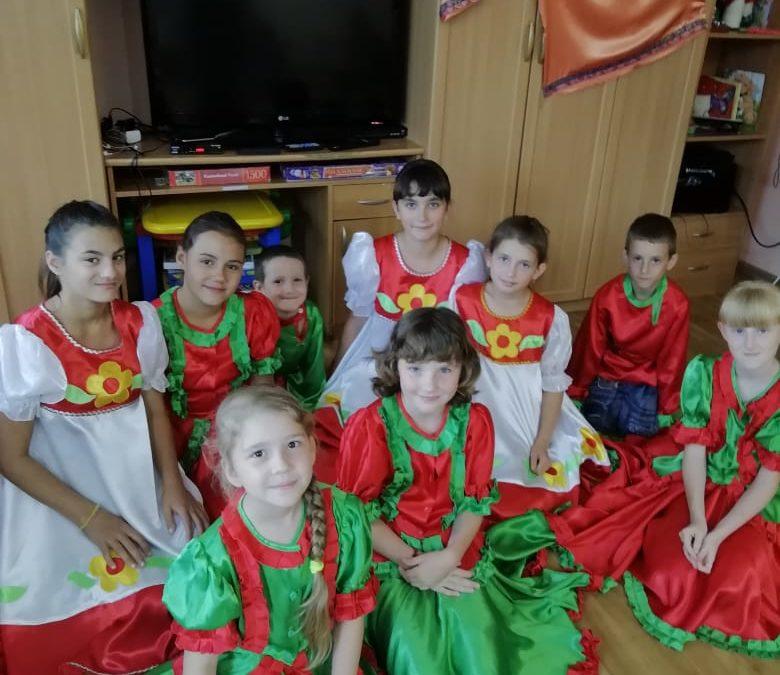 Праздник «Русской рубахи»
